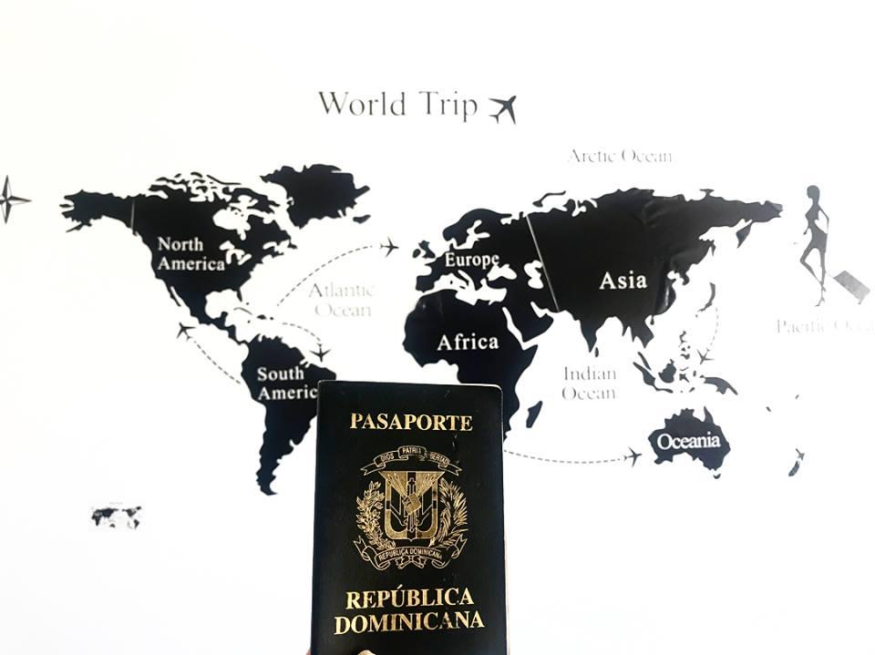🌎Países donde los dominicanos pueden viajar SIN VISA 2021 -